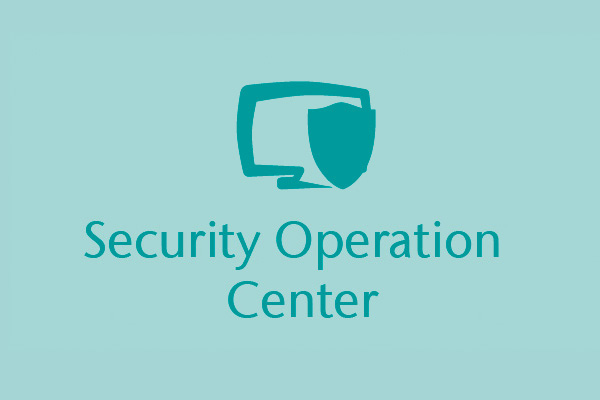 Security Operations Center Image